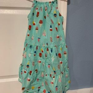 Beautiful boutique Popsicle print dress